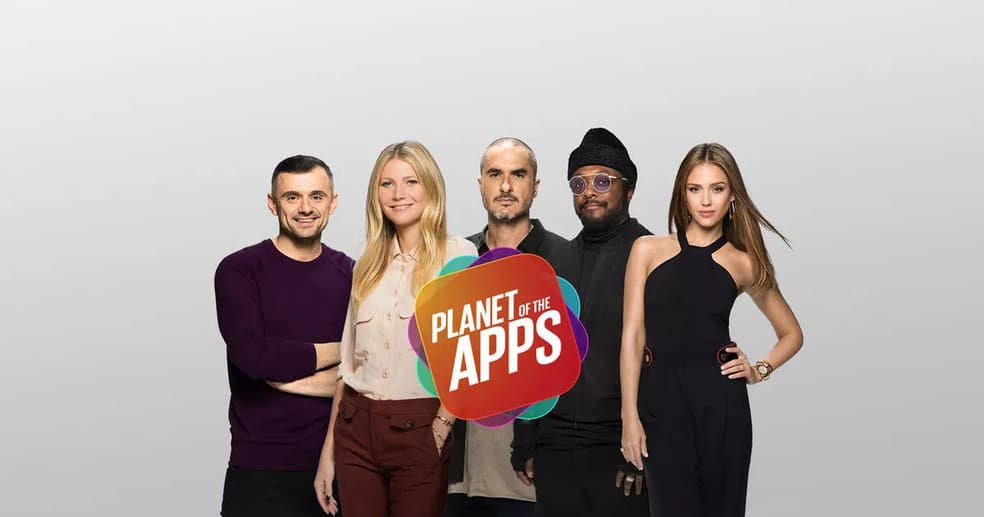 Business TV show #12: Planet of the Apps
