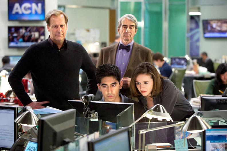 Business TV show #20: The Newsroom
