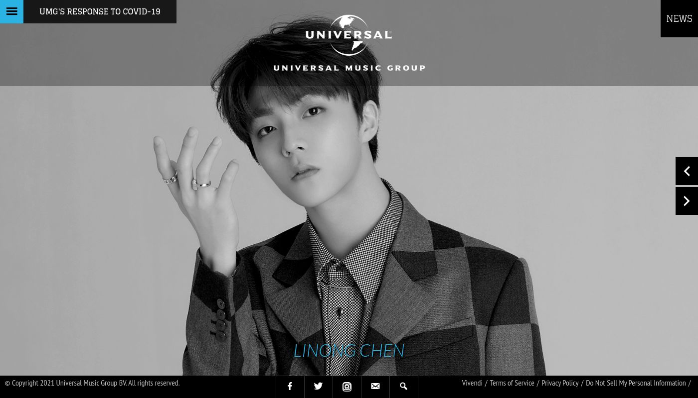1) Universal Music Group