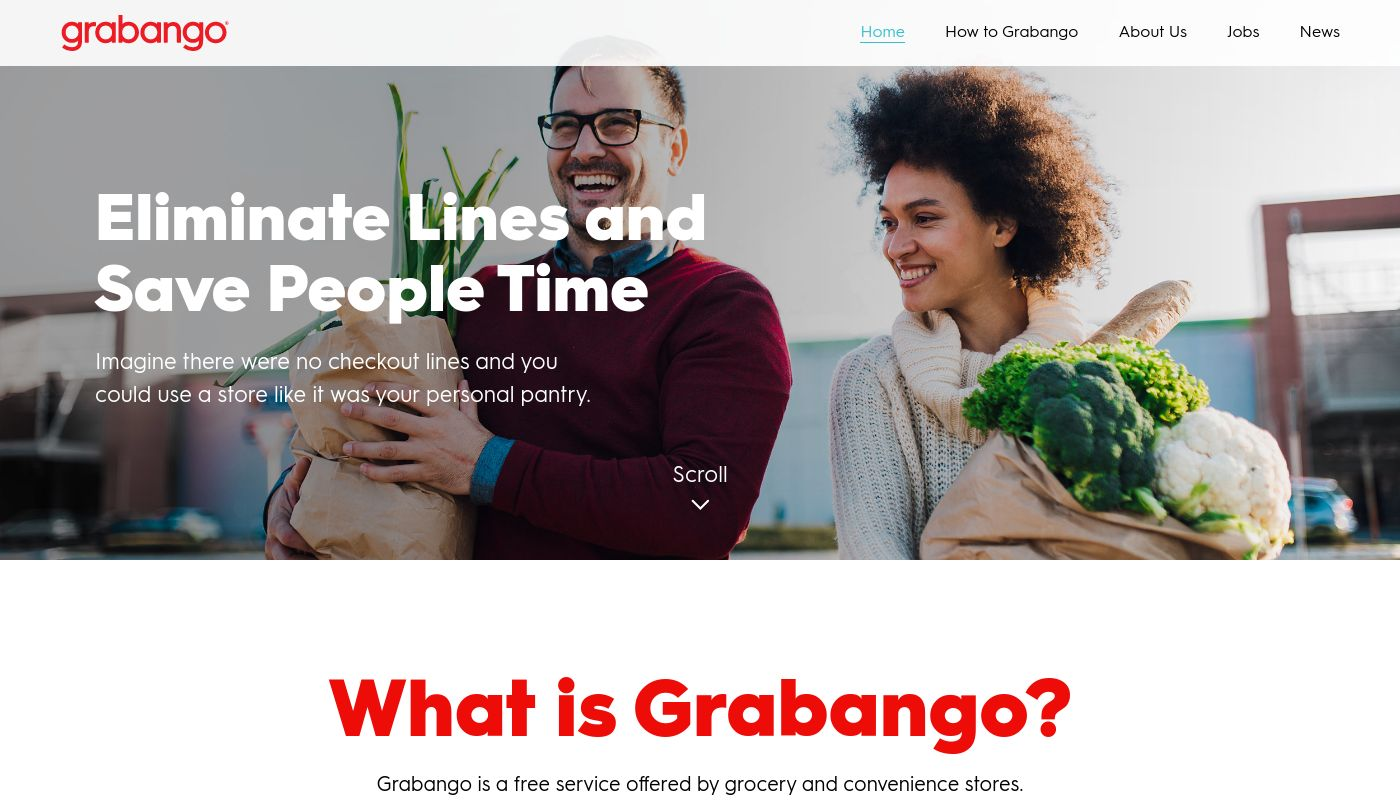 116) Grabango