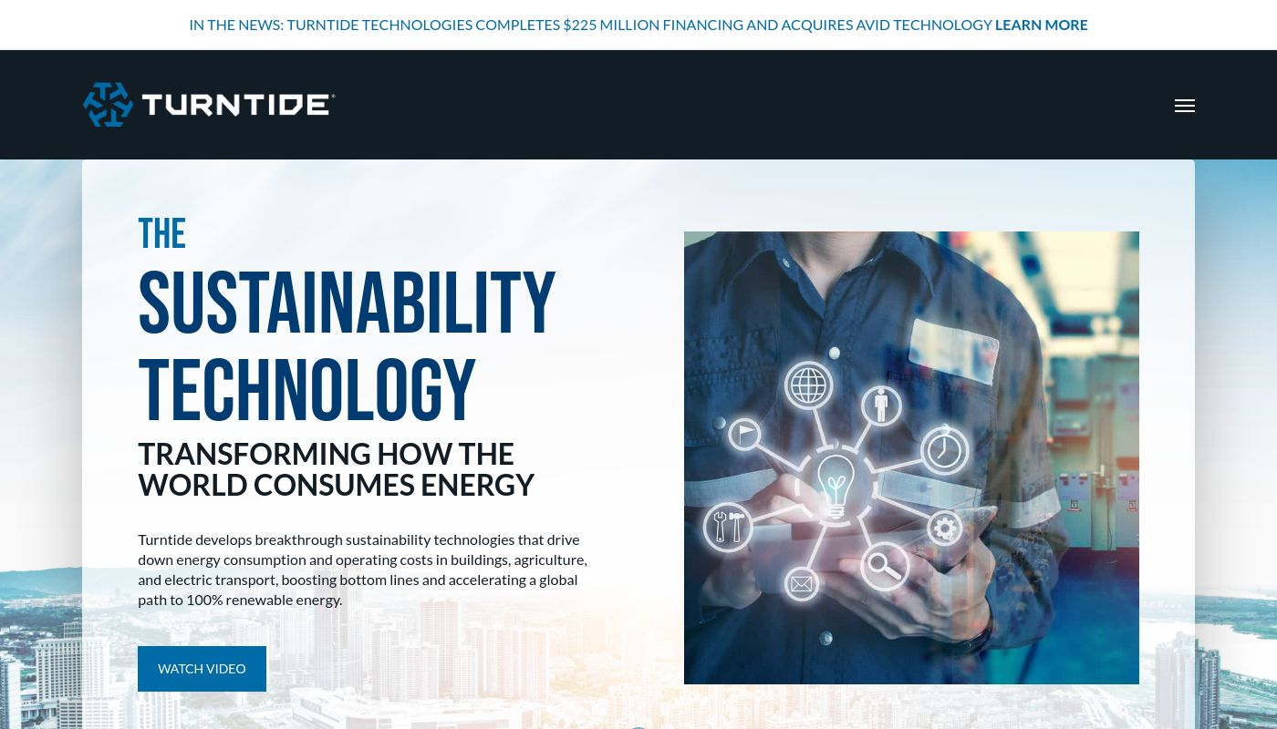 2) Turntide Technologies