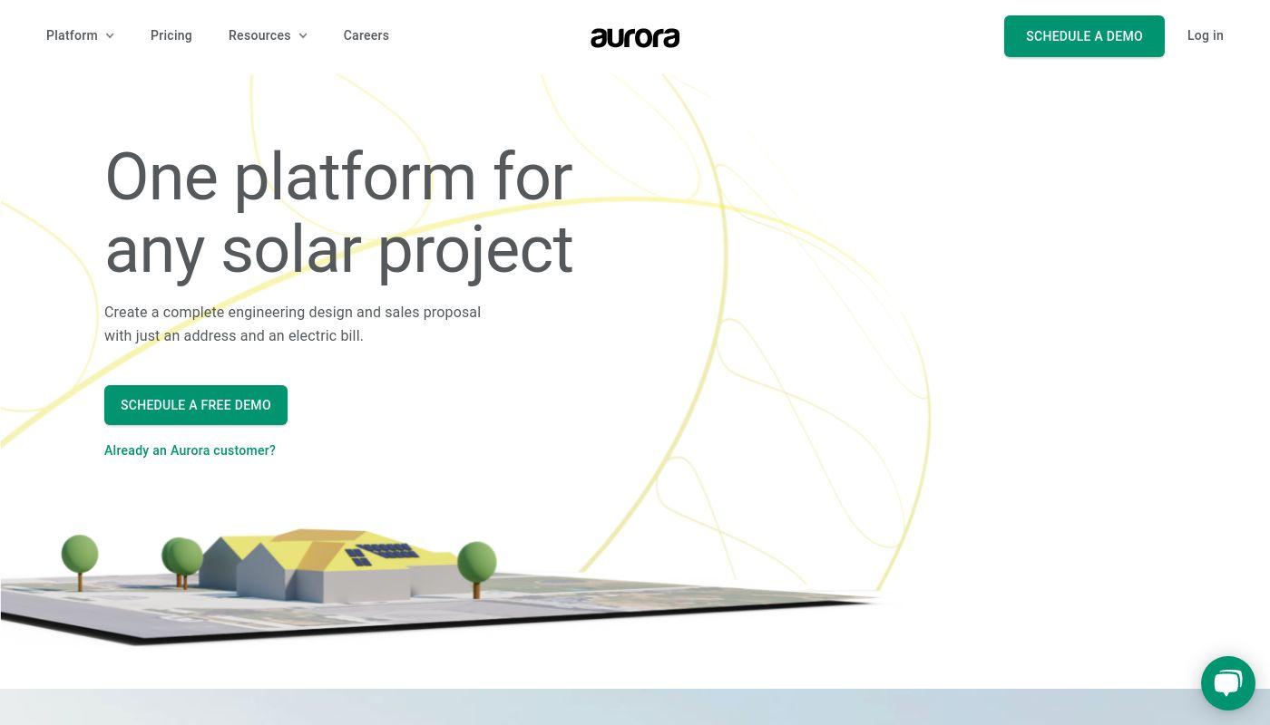 205) Aurora Solar