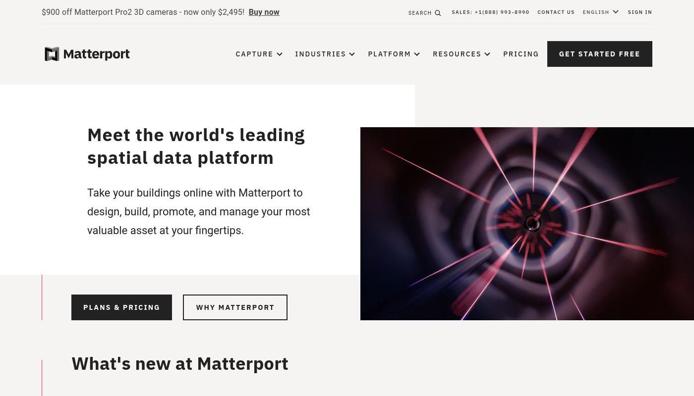 216) Matterport