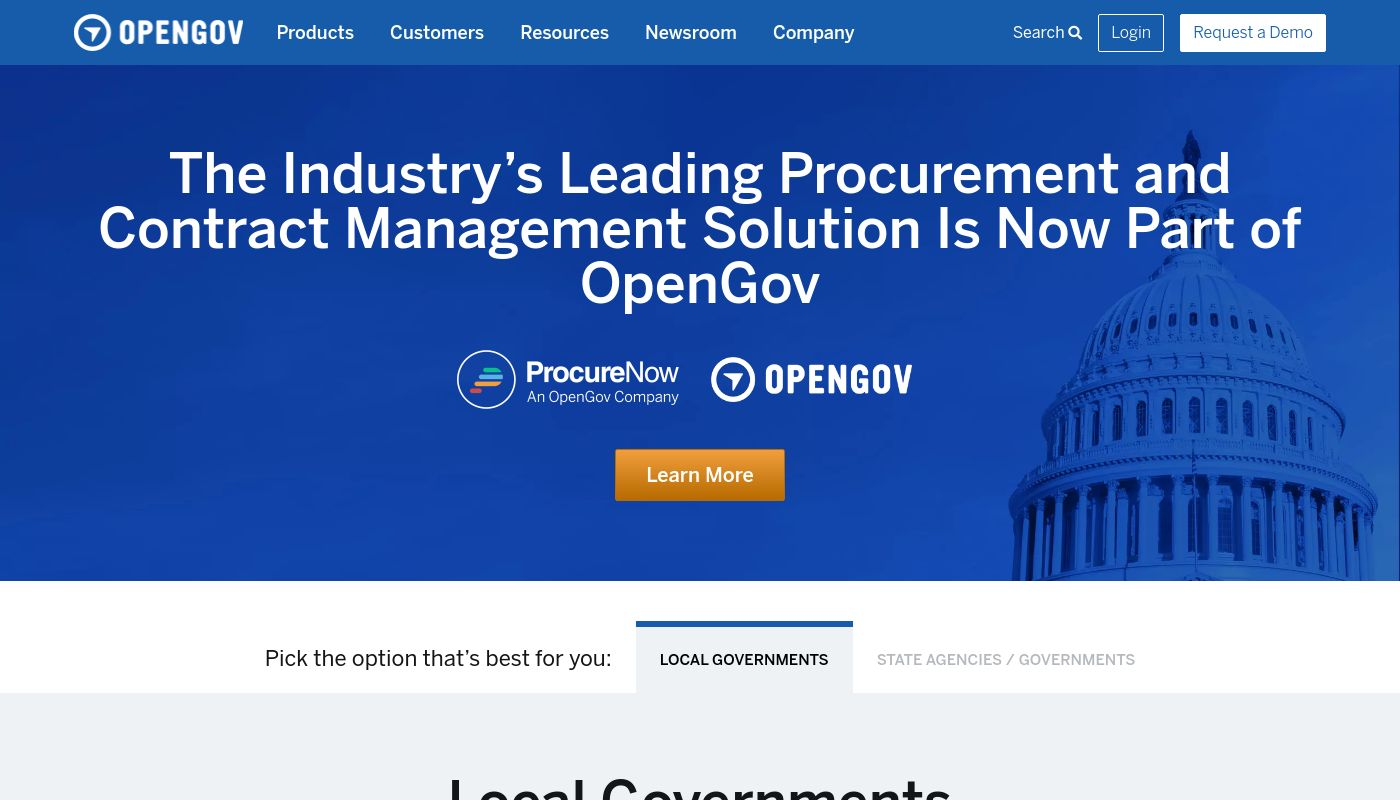 3) OpenGov