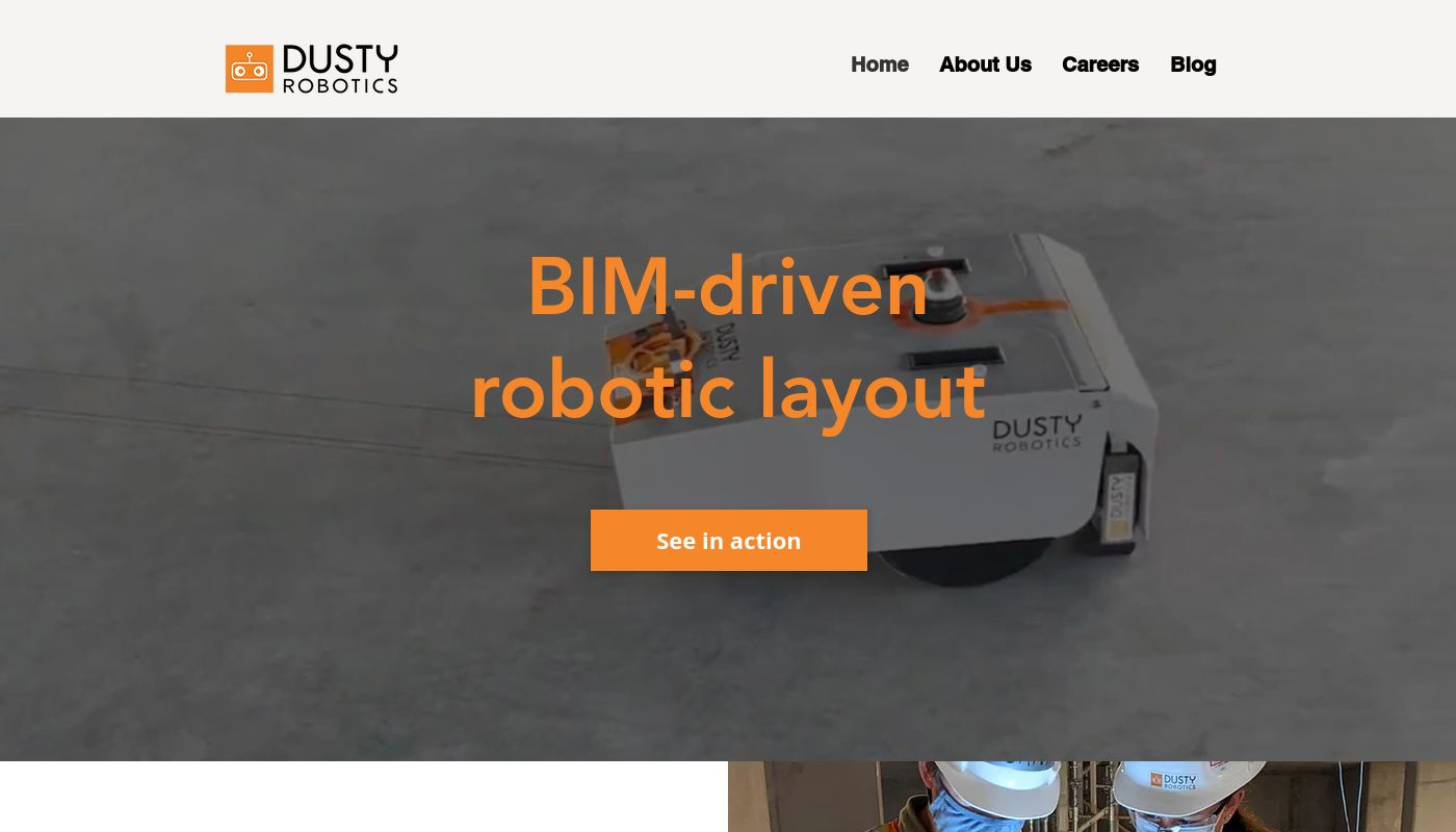 13) Dusty Robotics