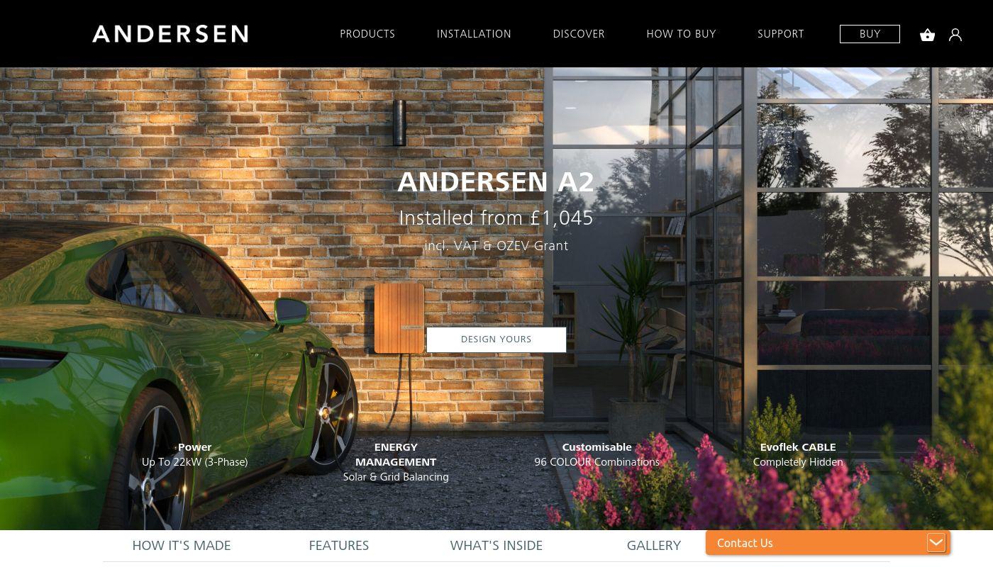 244) Andersen EV