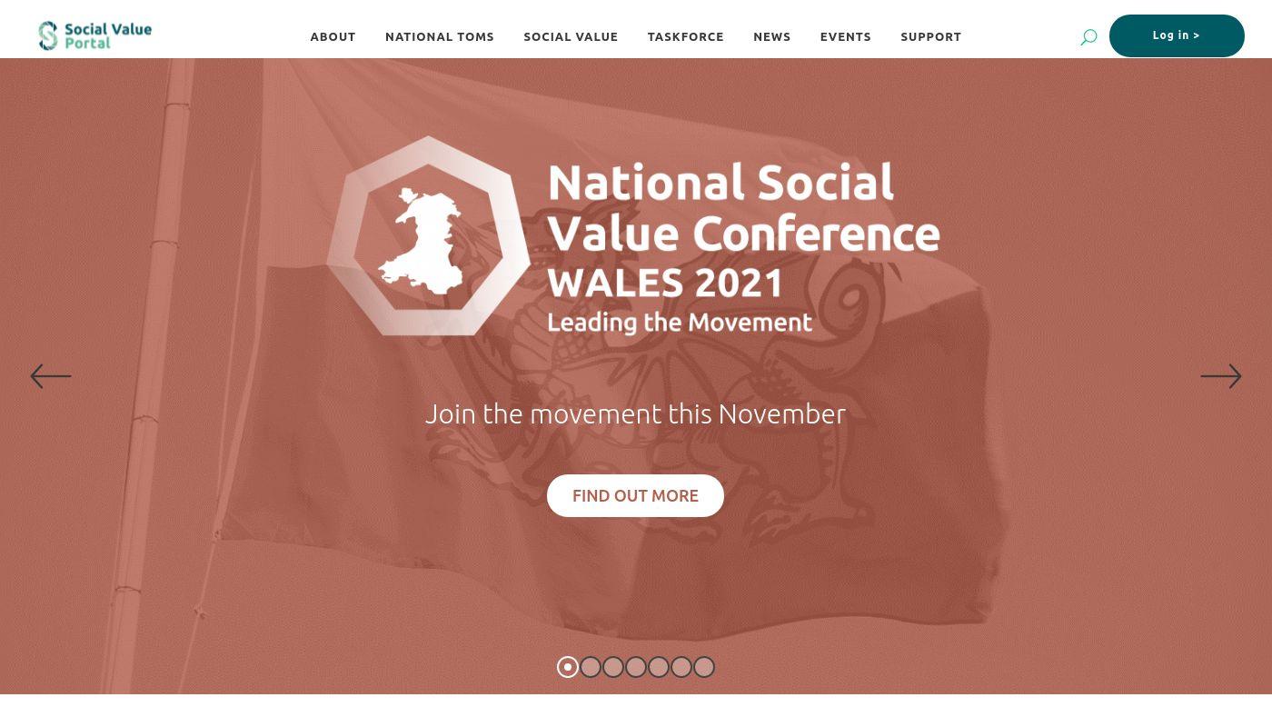 263) Social Value Portal