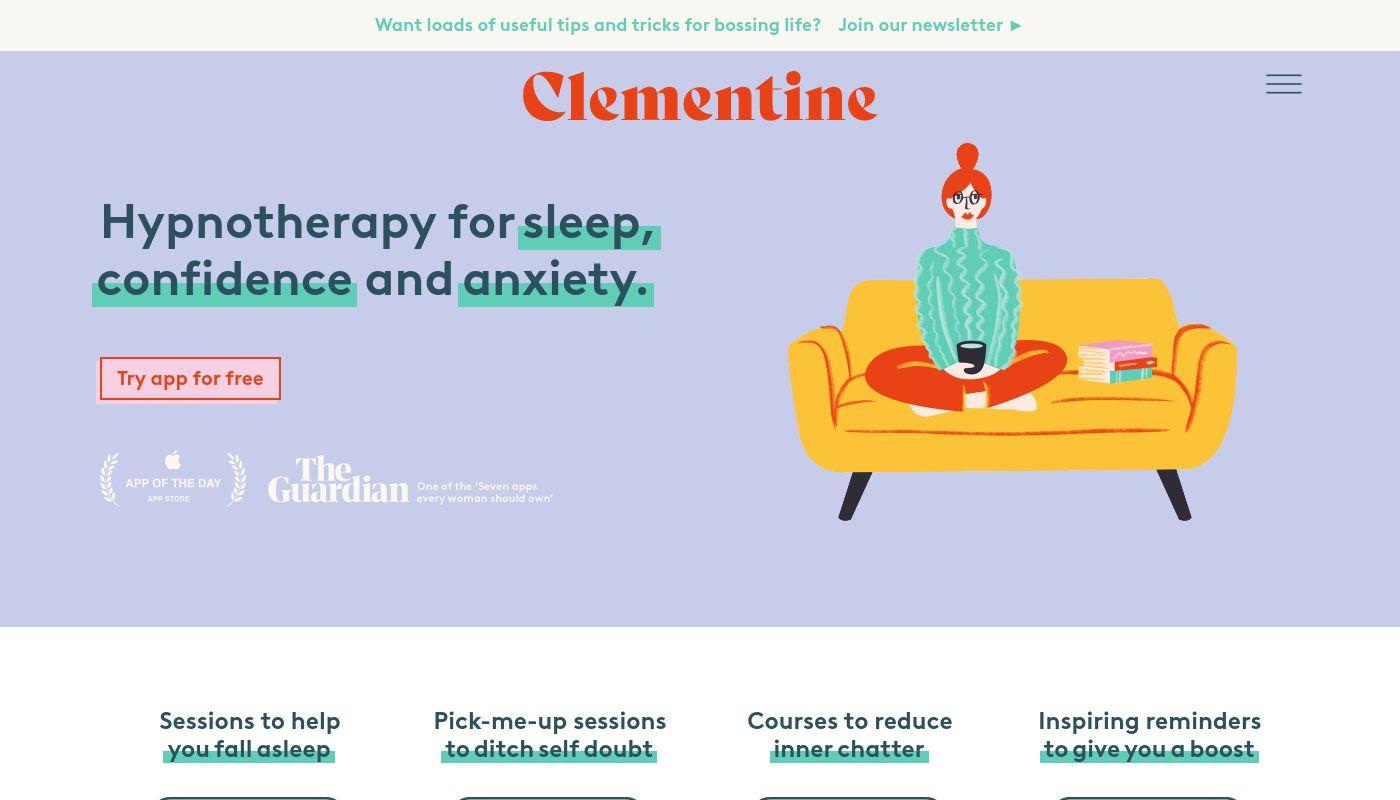293) Clementine App