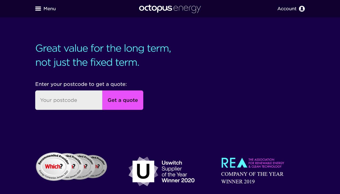 295) Octopus Energy