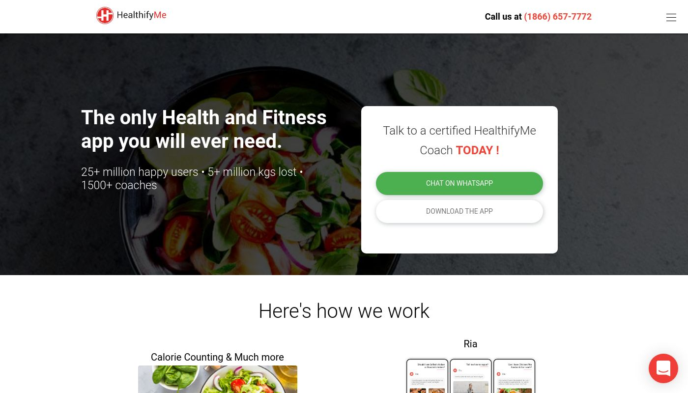 175) HealthifyMe