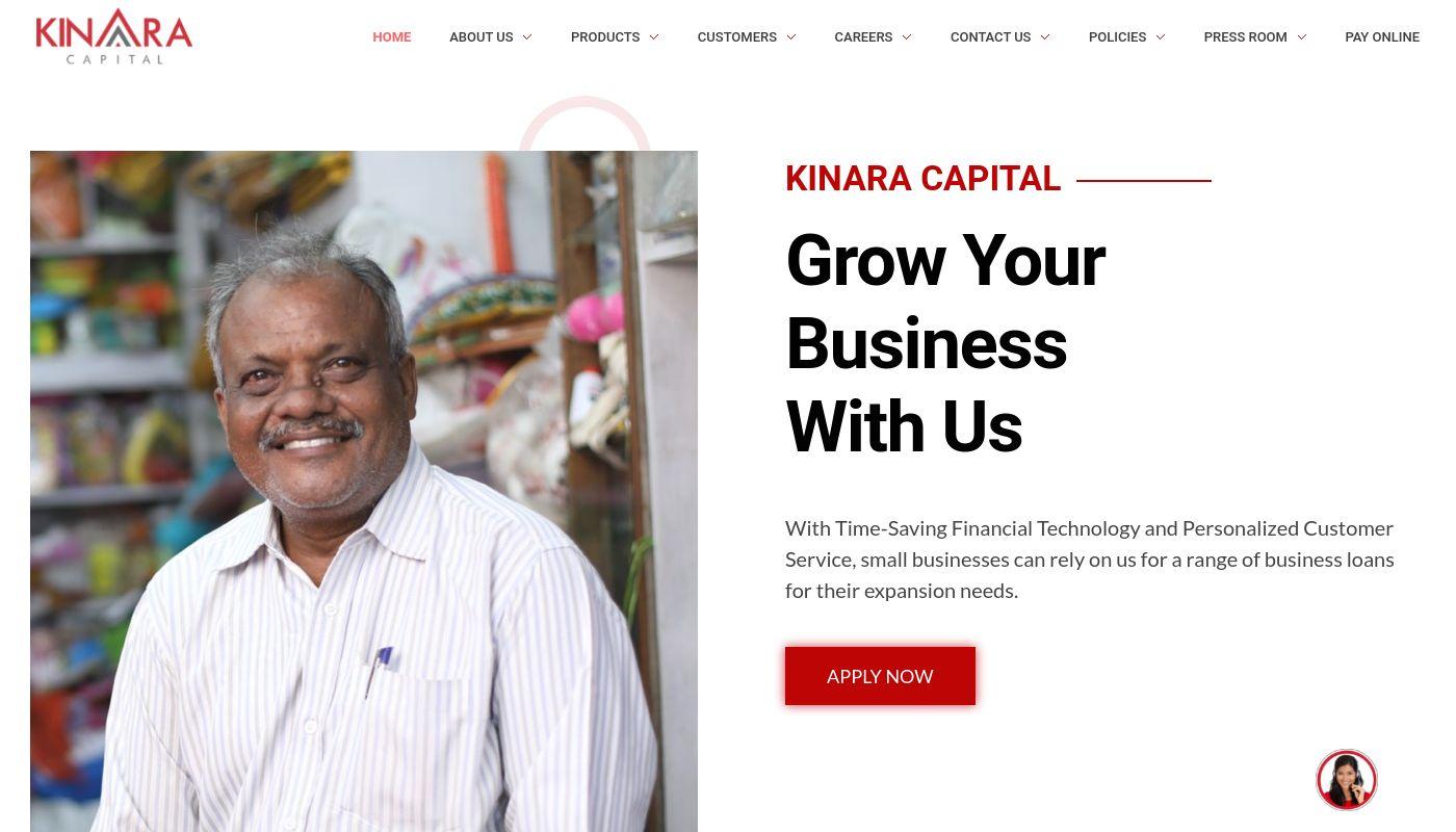 268) Kinara Capital