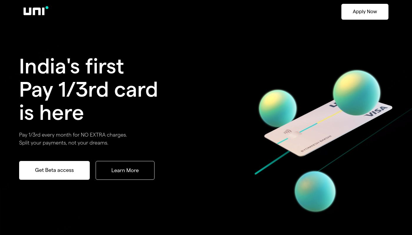 134) Uni Cards