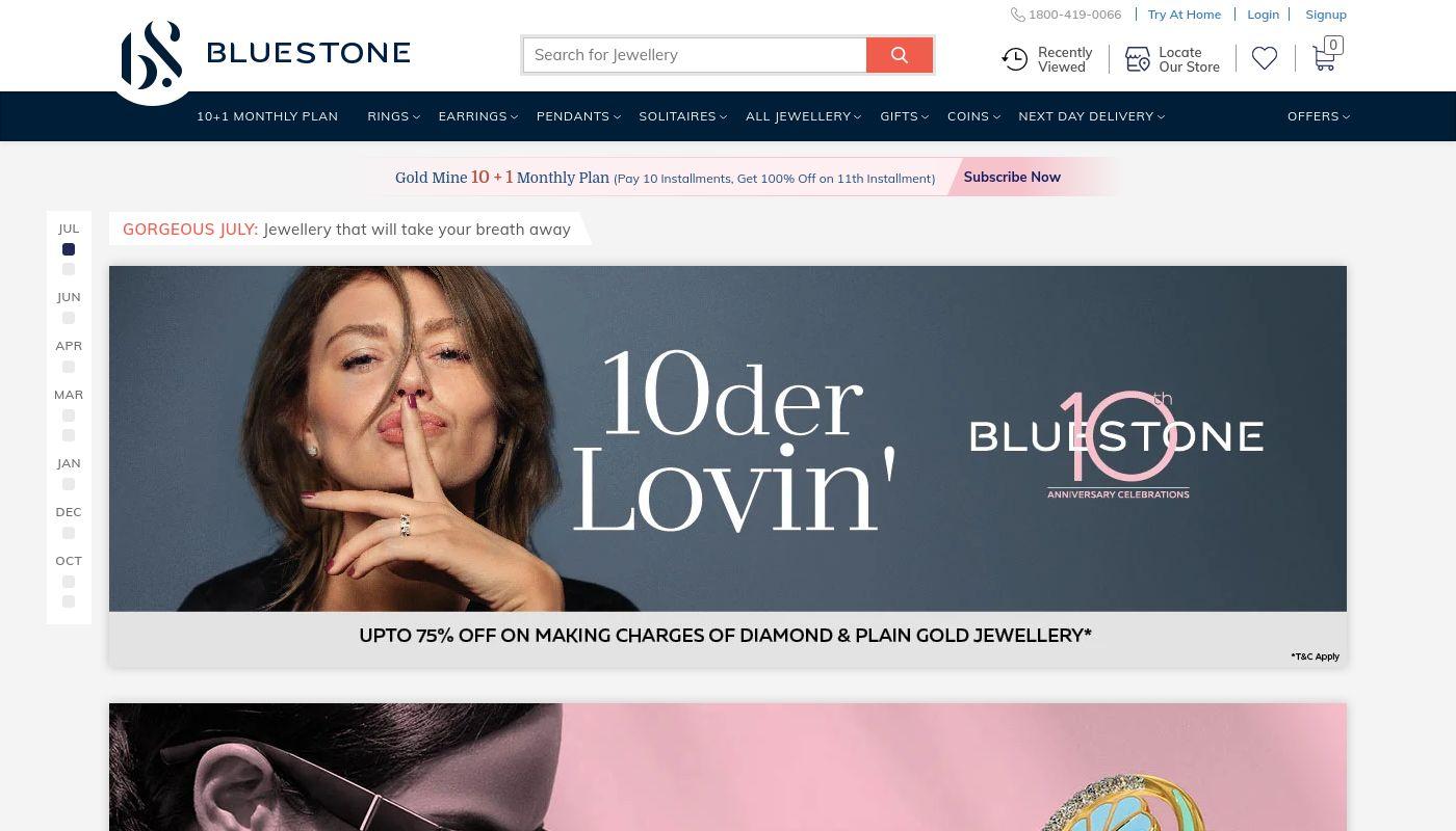 127) Bluestone.com