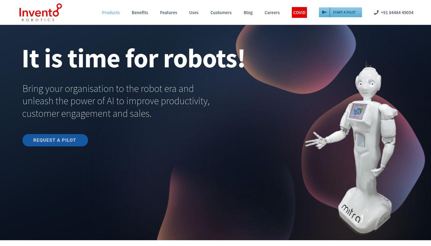 181) Invento Robotics