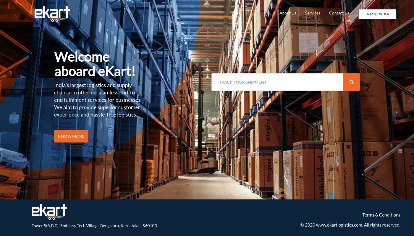 206) Ekart Logistics