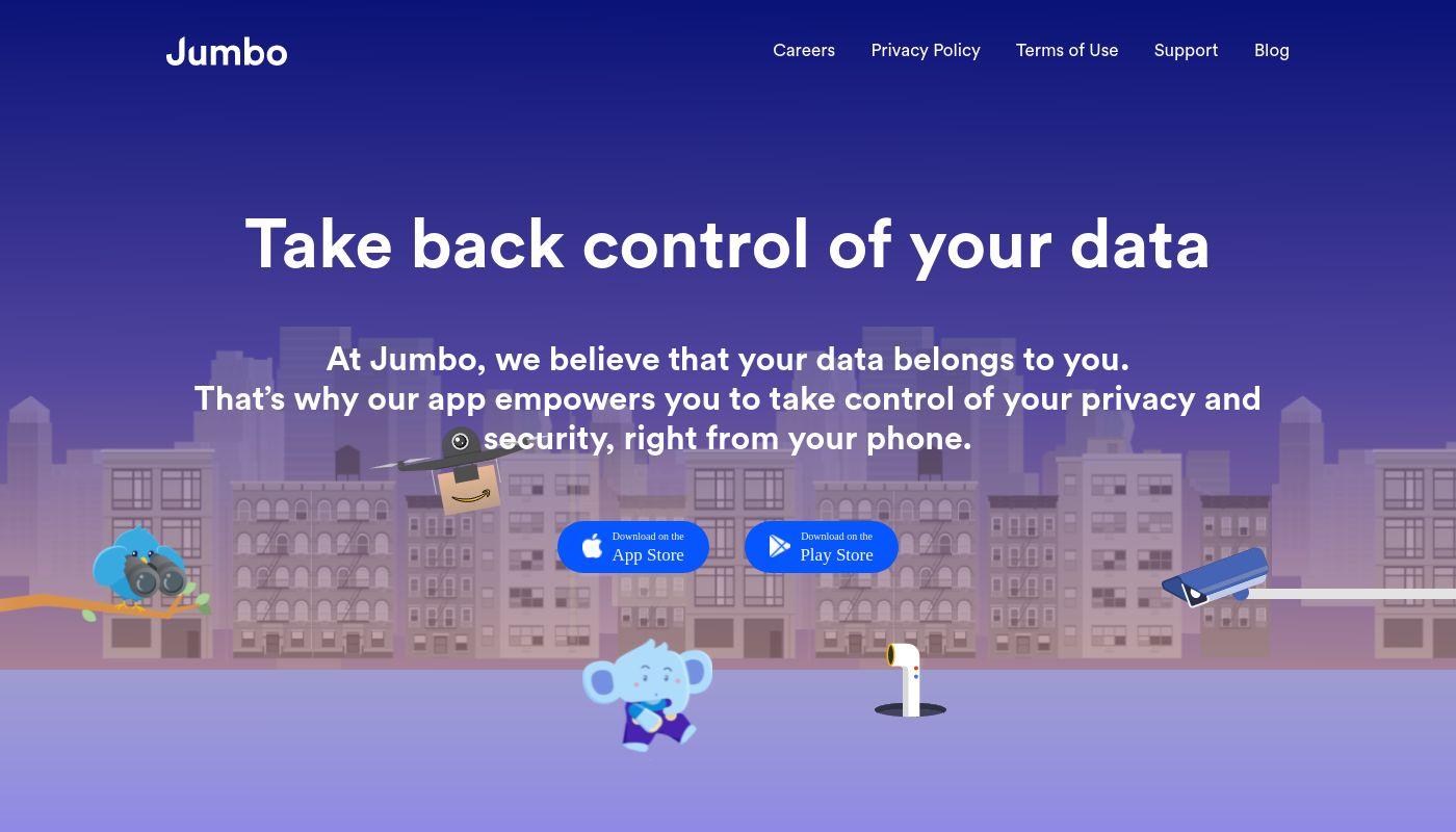 140) Jumbo Privacy