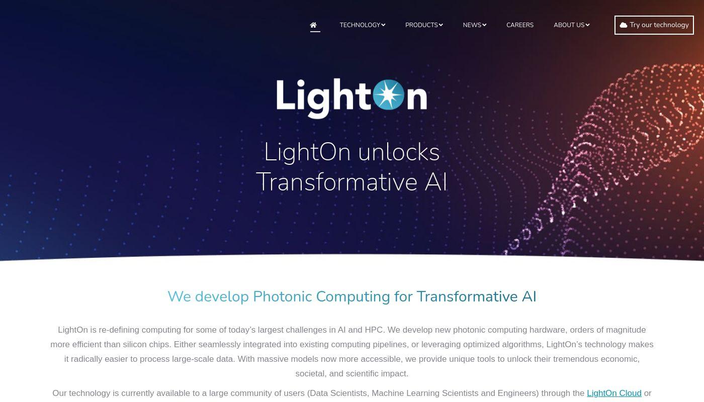 116) LightOn