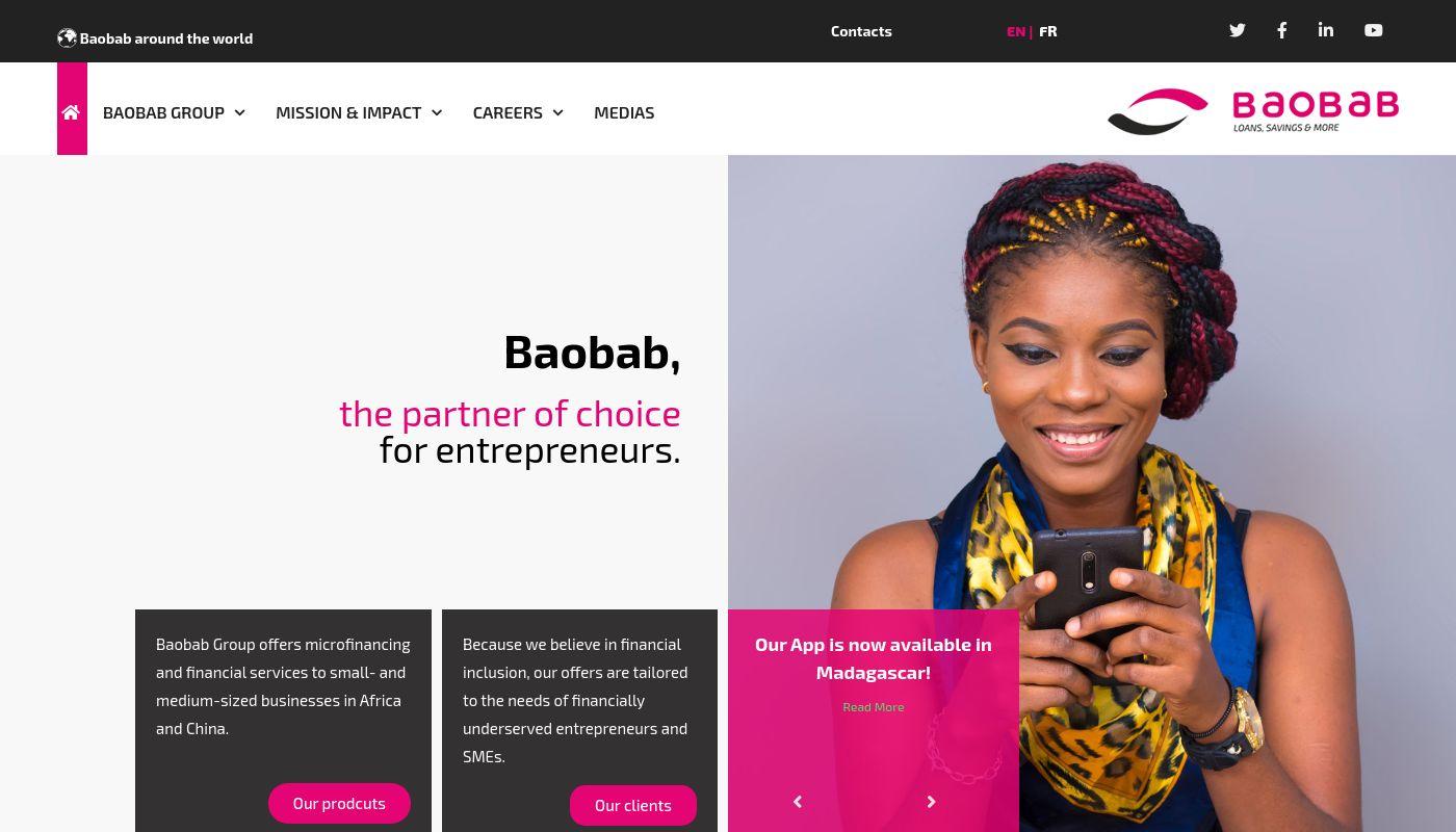 229) Baobab Group
