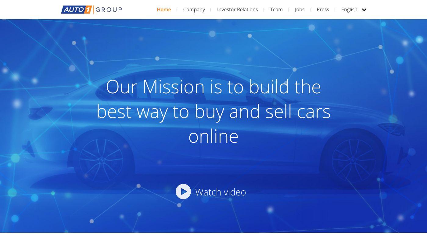 61) AUTO1 Group