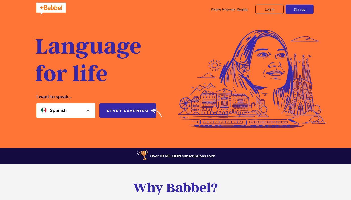 66) Babbel