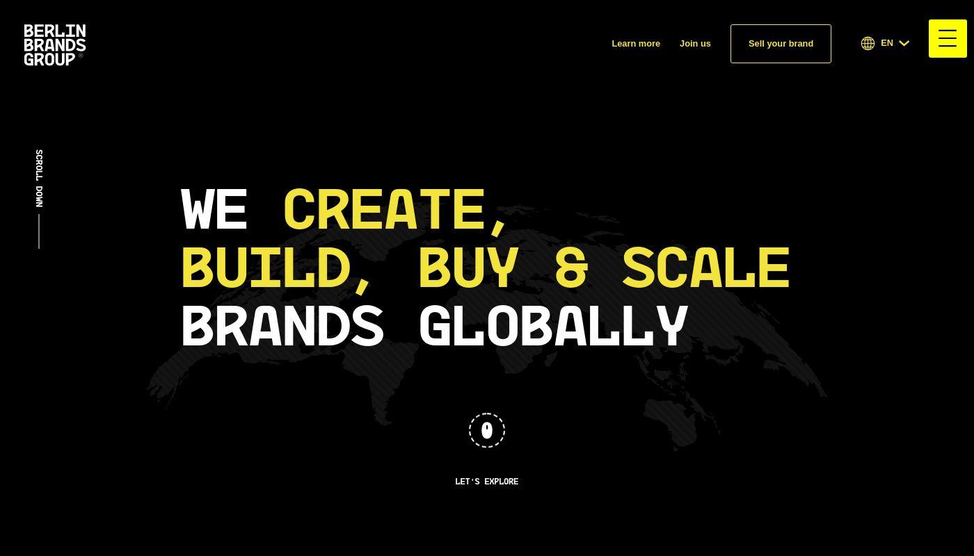 150) Berlin Brands Group