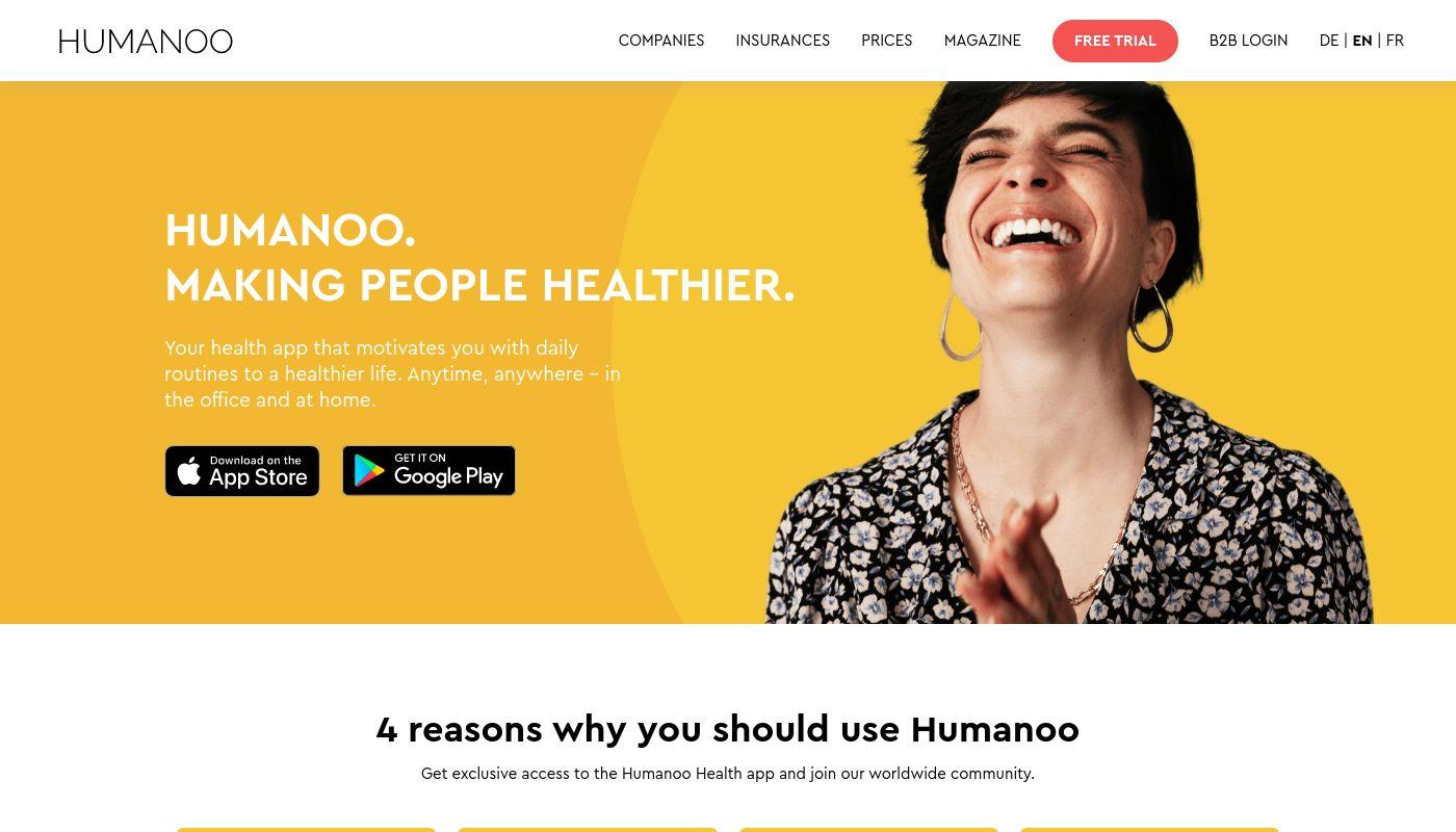 96) Humanoo