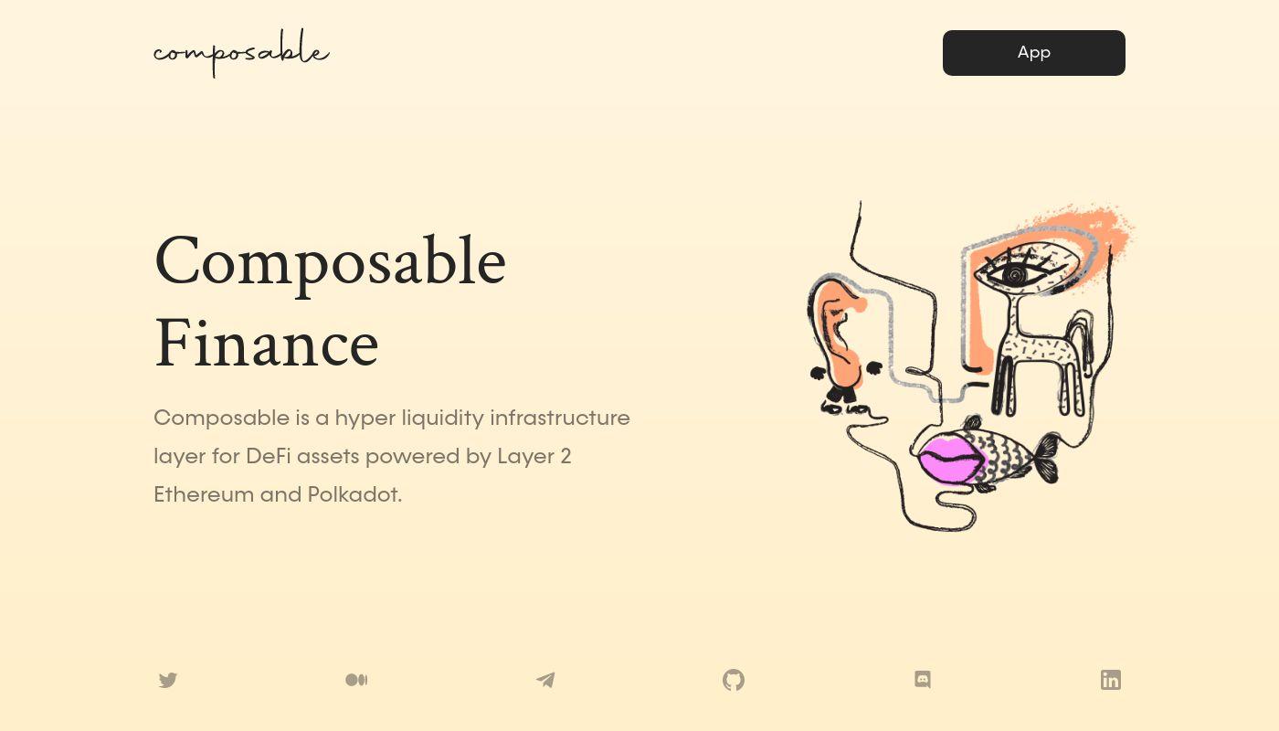 103) Composable Finance