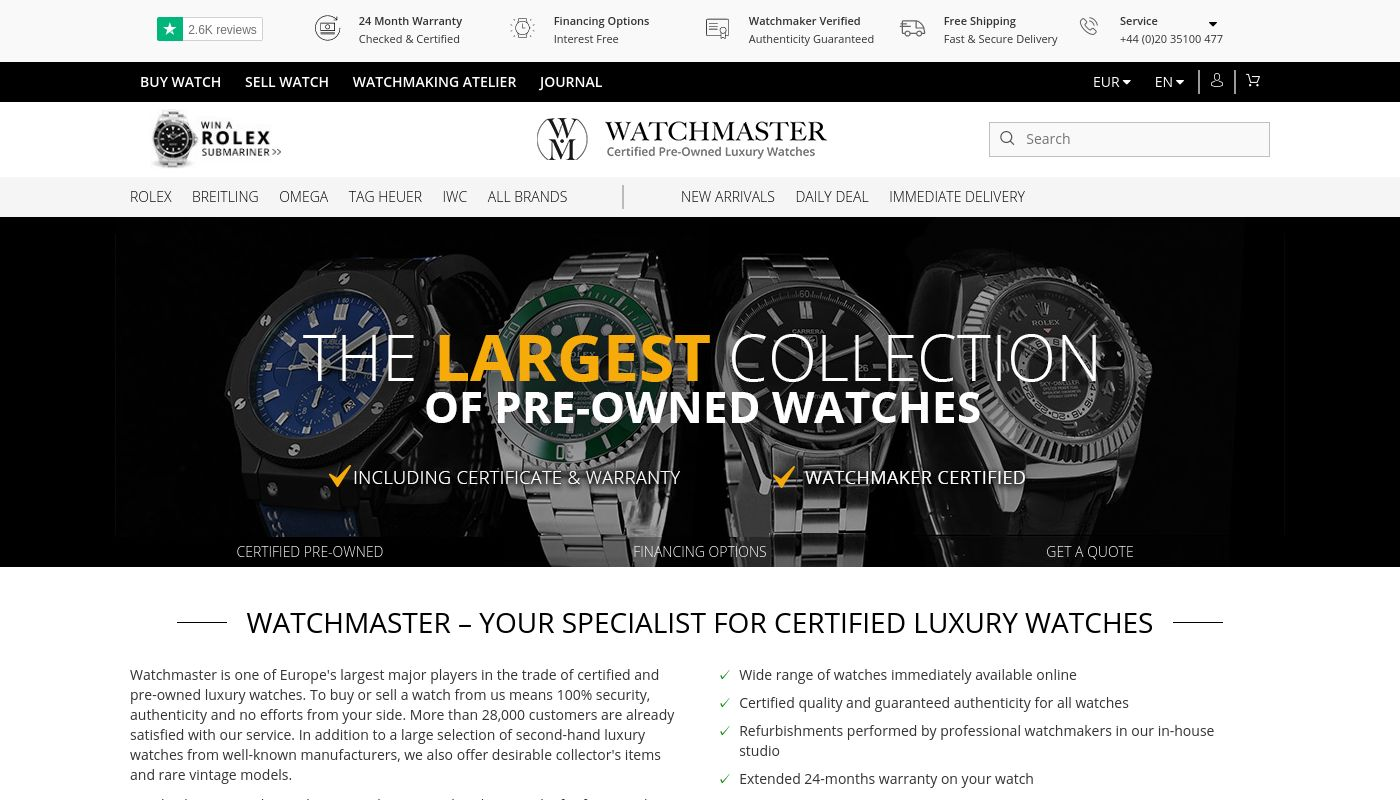 58) Watchmaster