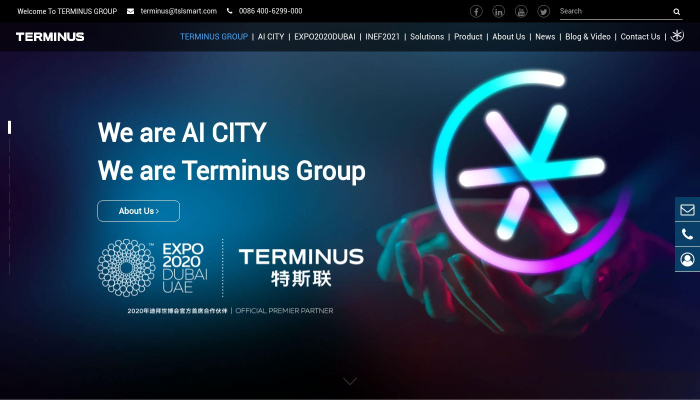71) Terminus Technologies