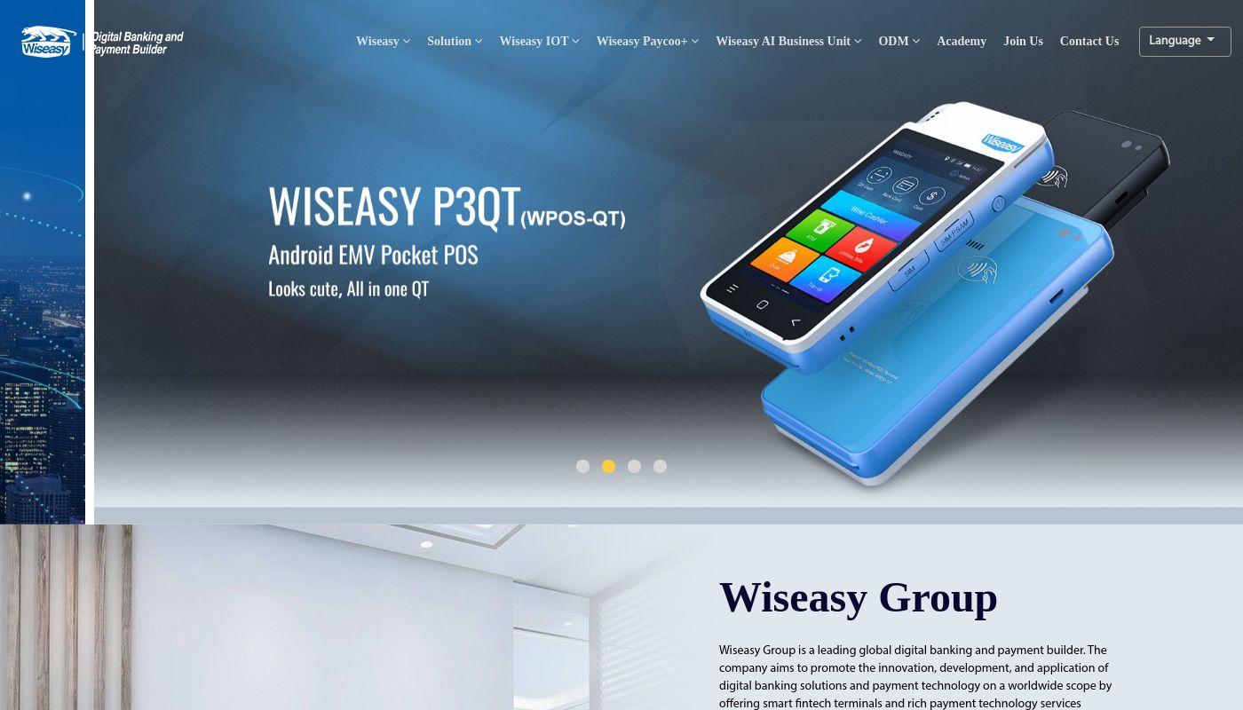 267) Wiseasy