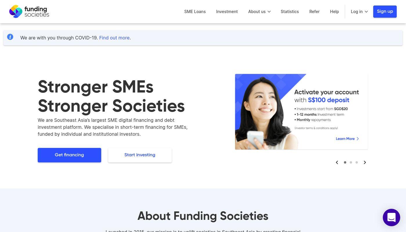 21) Funding Societies
