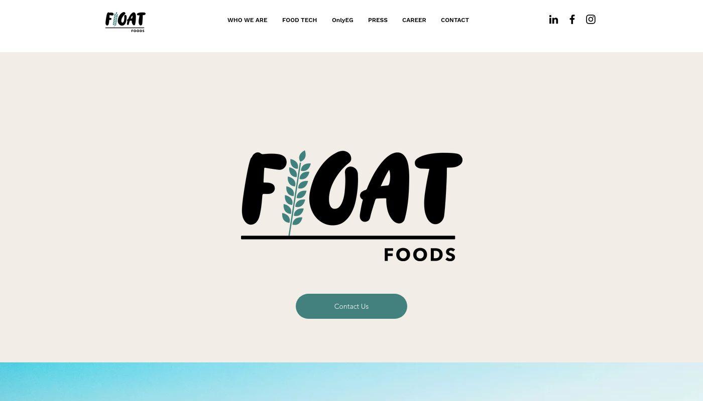 47) Float Foods