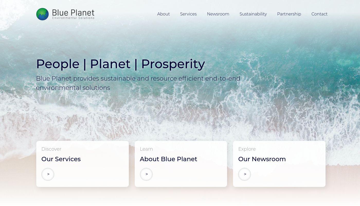 67) Blue Planet Environmental Solution