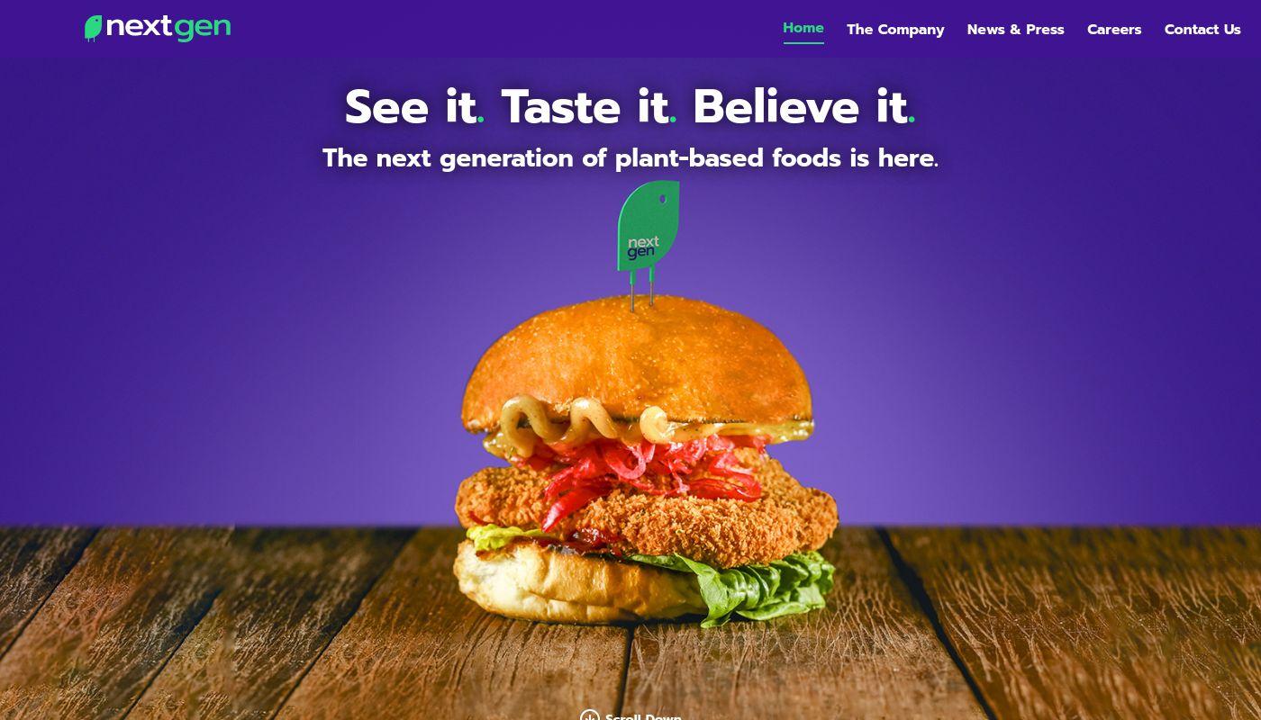 85) Next Gen Foods