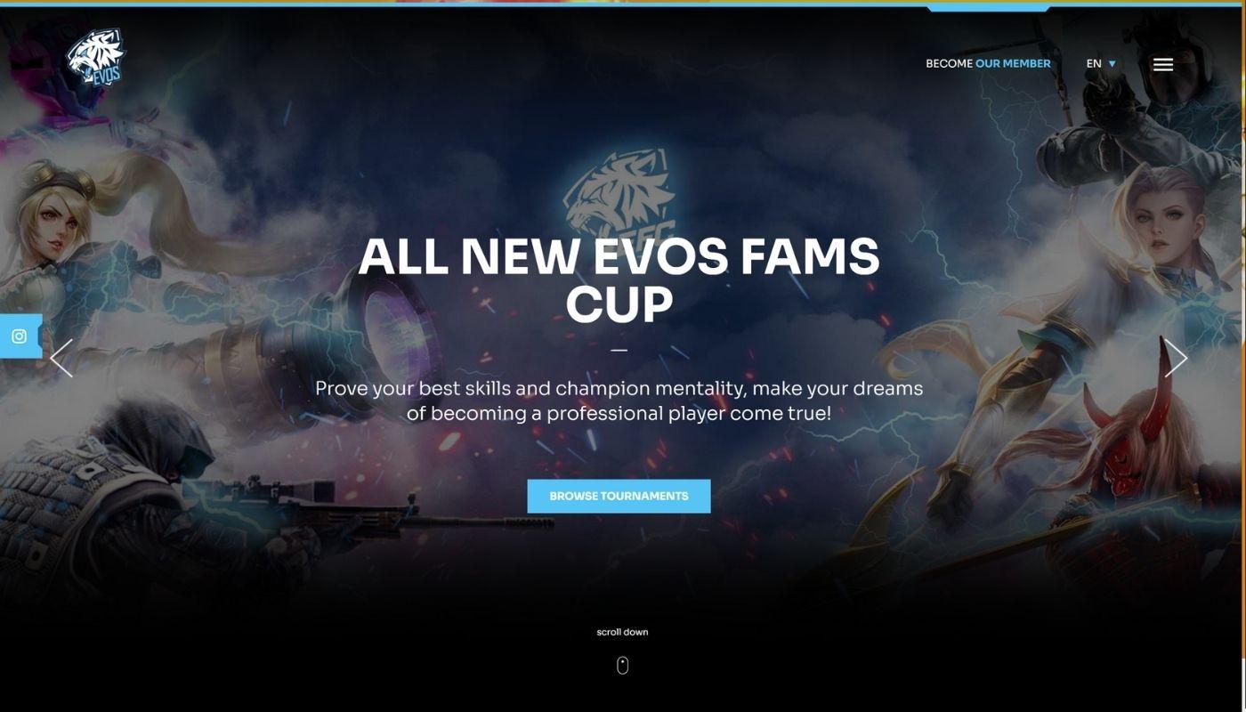 158) EVOS Esports