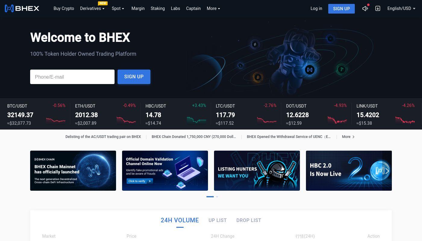 156) Bhex.com