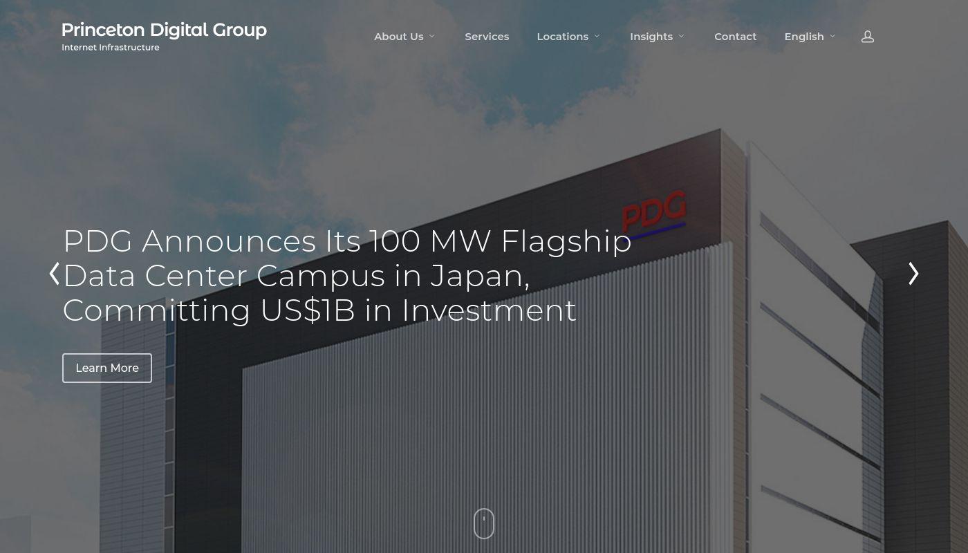 155) Princeton Digital Group