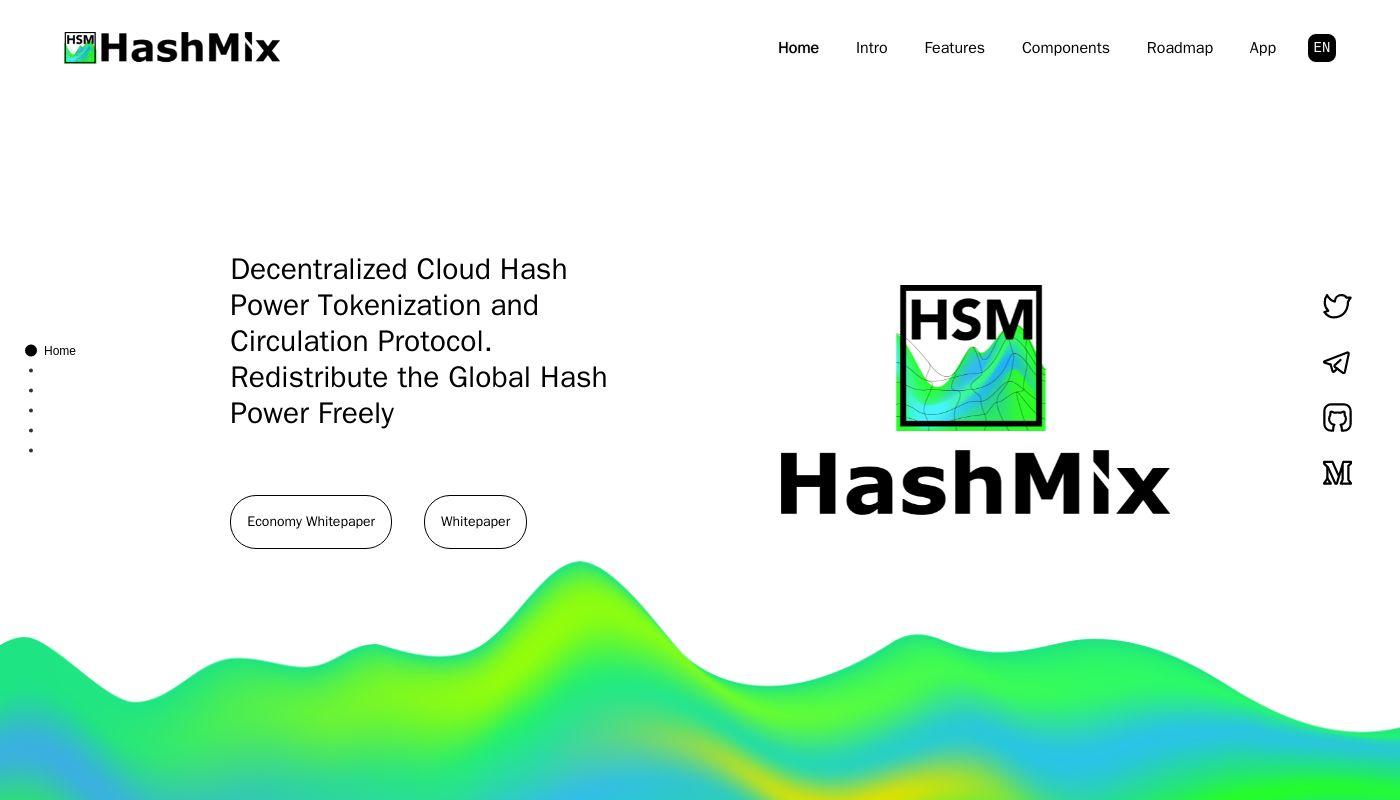 230) HashMix