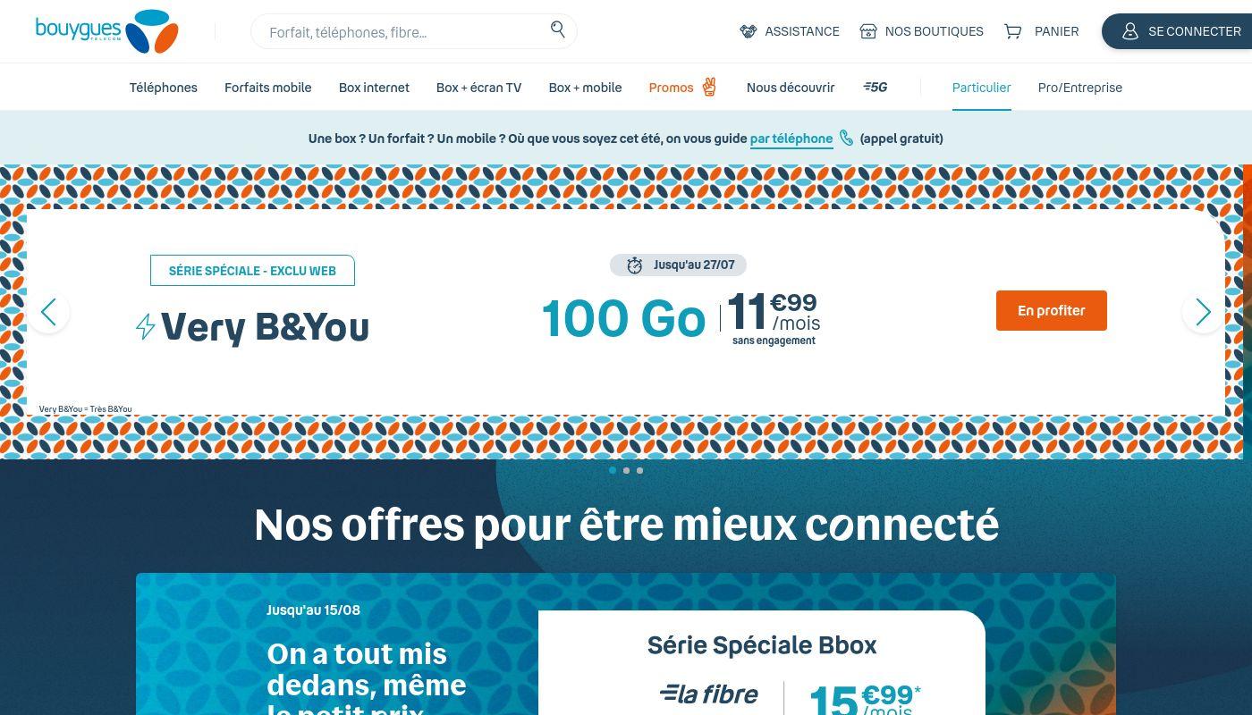 114) Bouygues Telecom