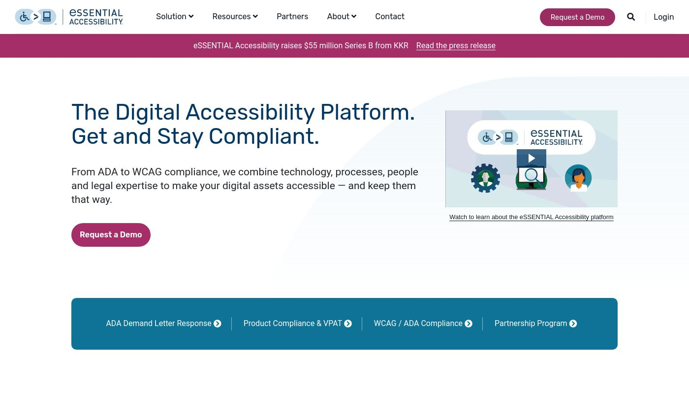 27) Essential Accessibility