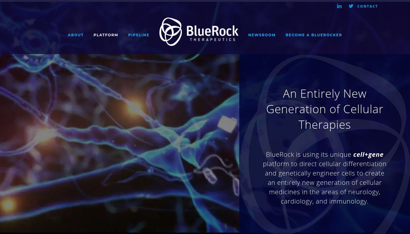 195) BlueRock Therapeutics