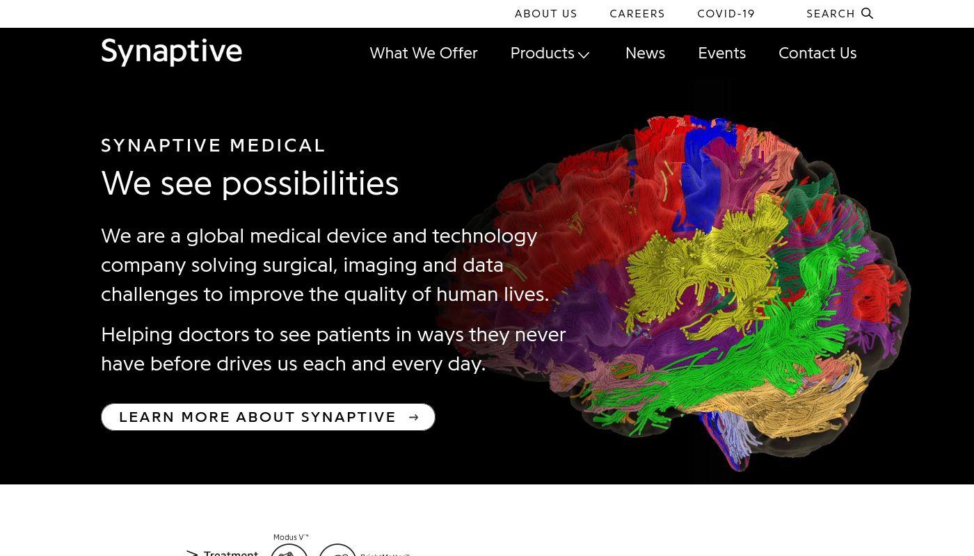 80) Synaptive Medical