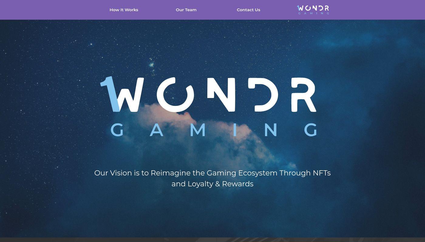 91) Wondr Gaming