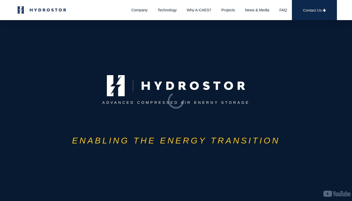 12) Hydrostor