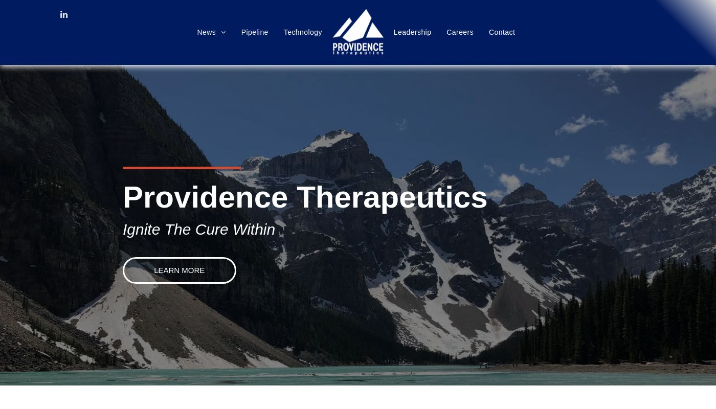 146) Providence Therapeutics