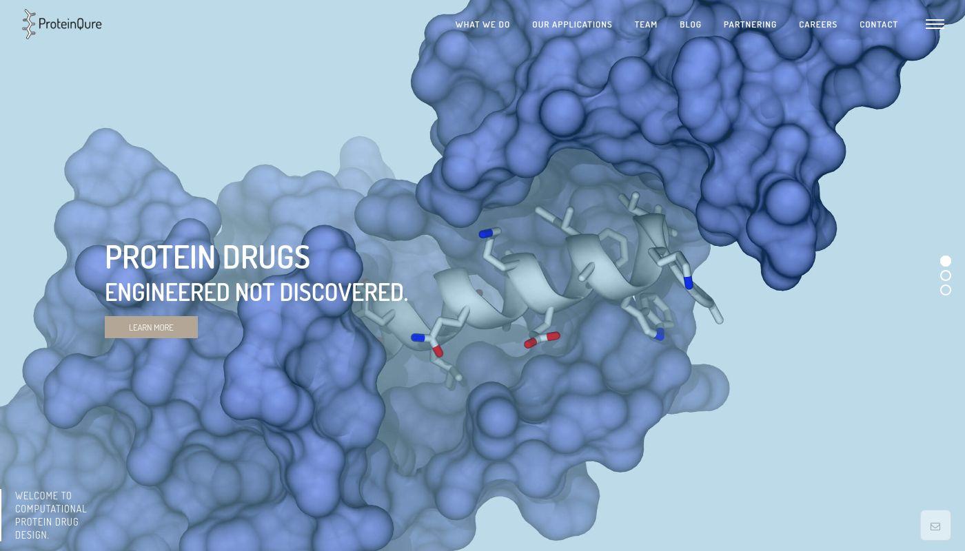 169) ProteinQure