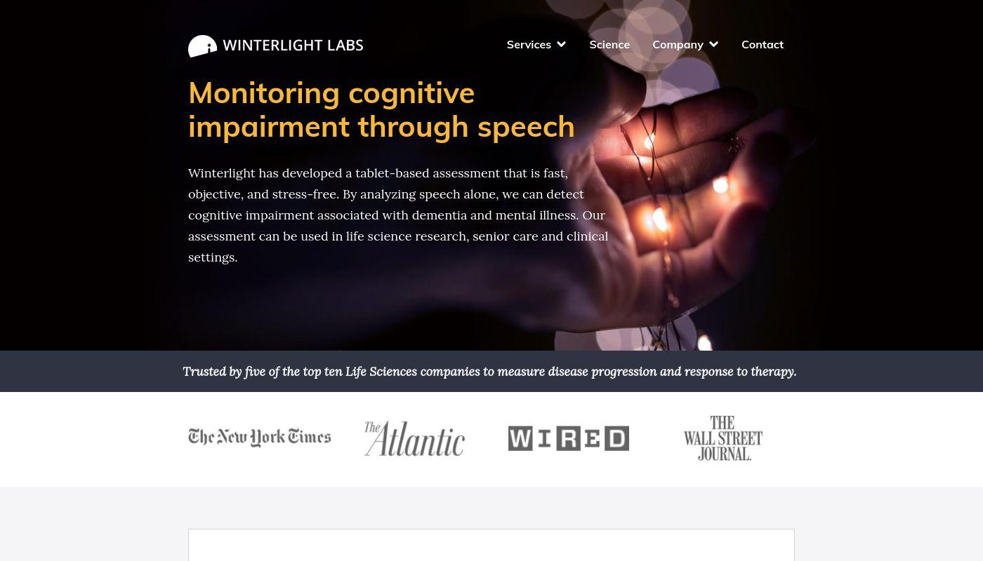 4) Winterlight Labs