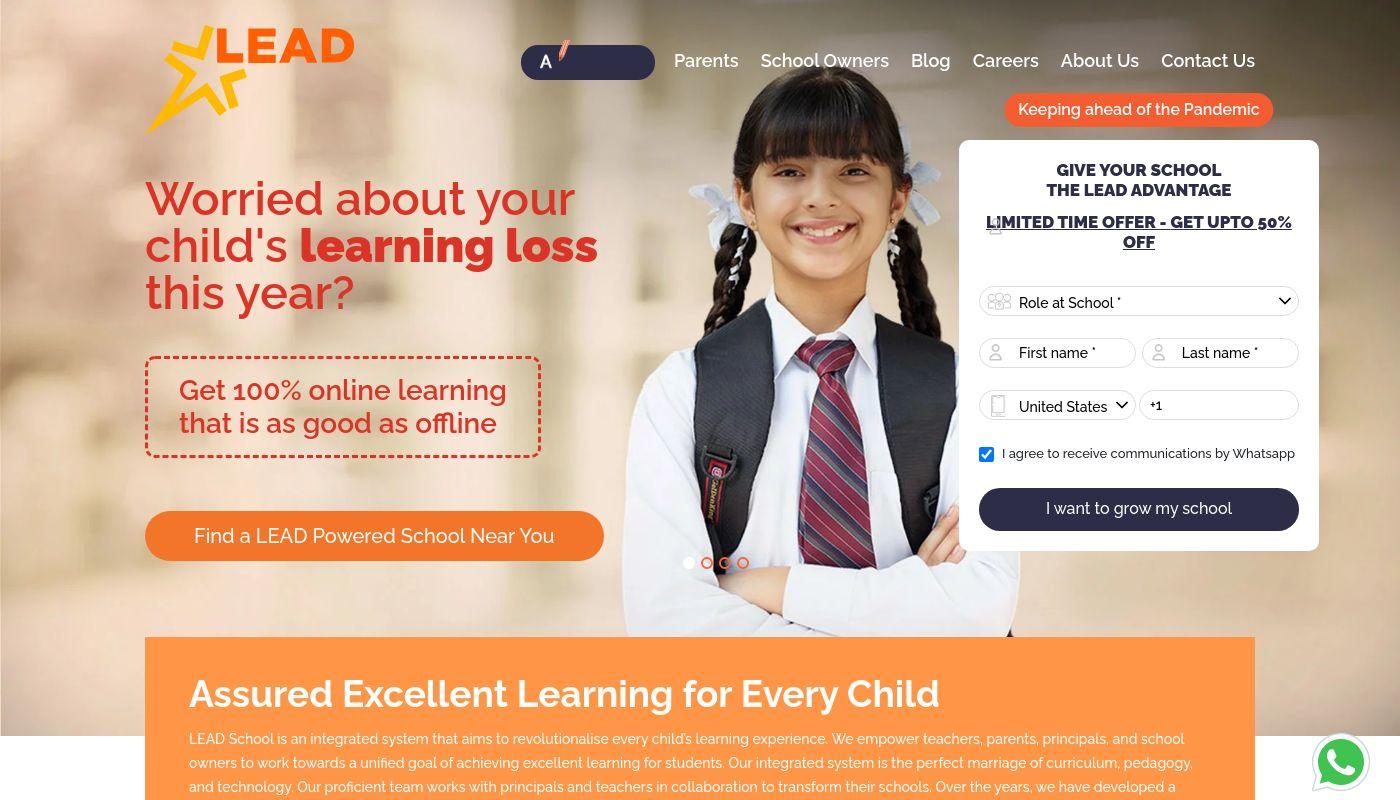 16) LEAD School