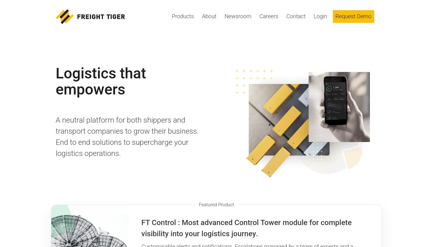 38) Freight Tiger