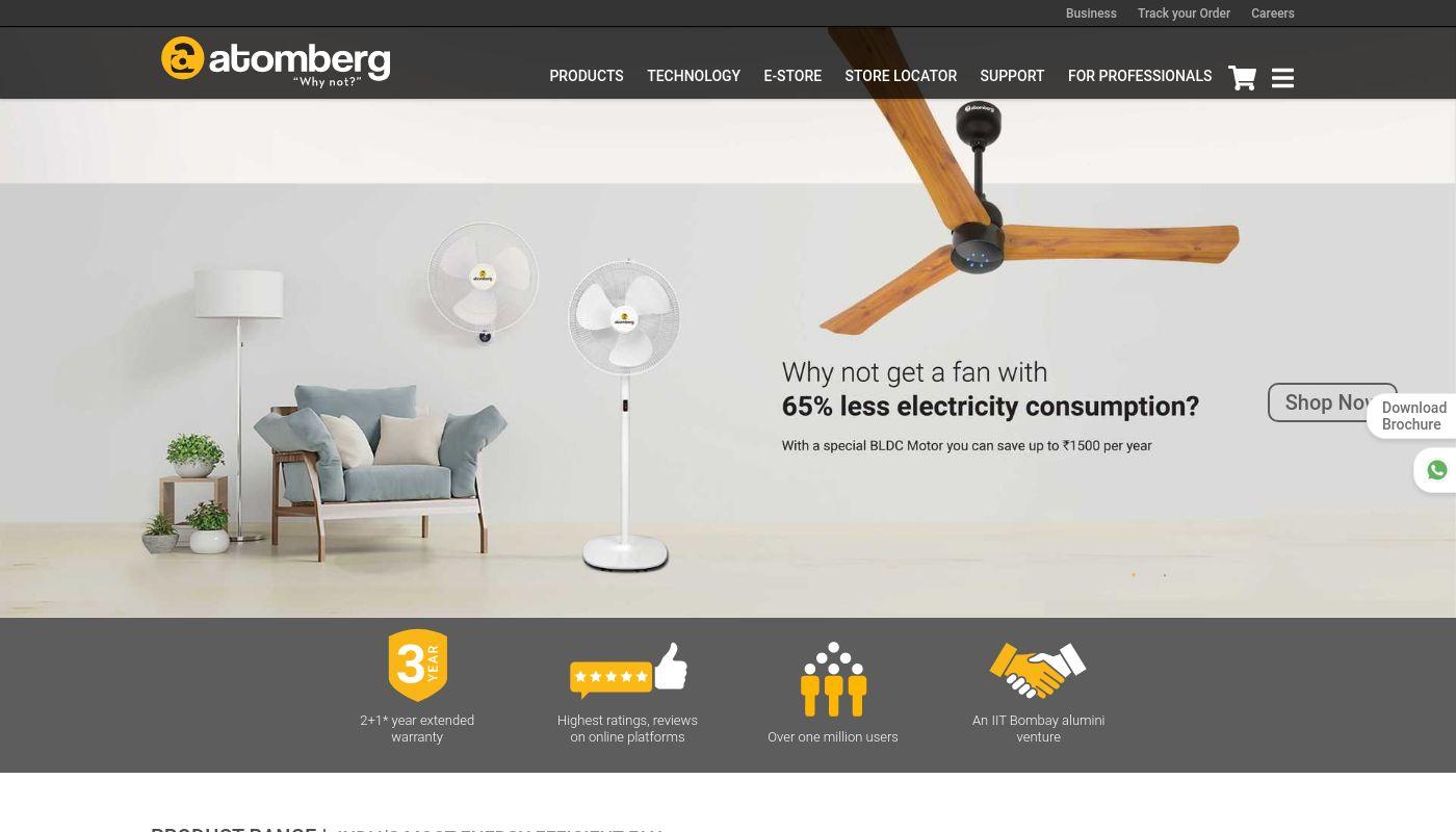 48) Atomberg Technology